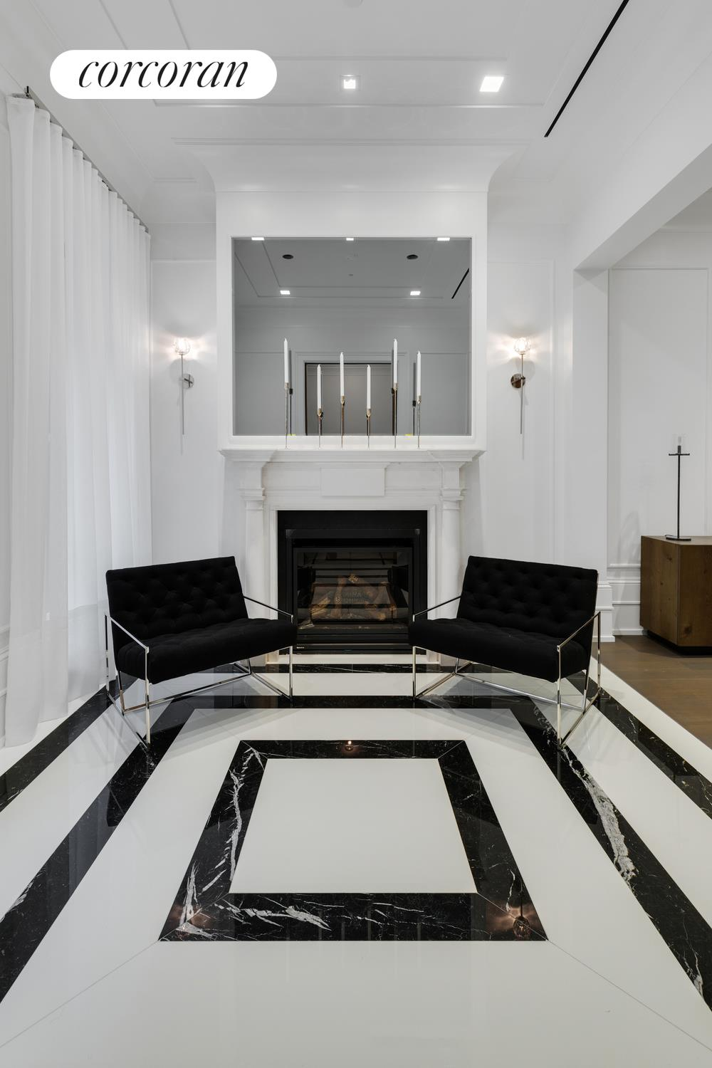 52 East 66th Street, Living Room