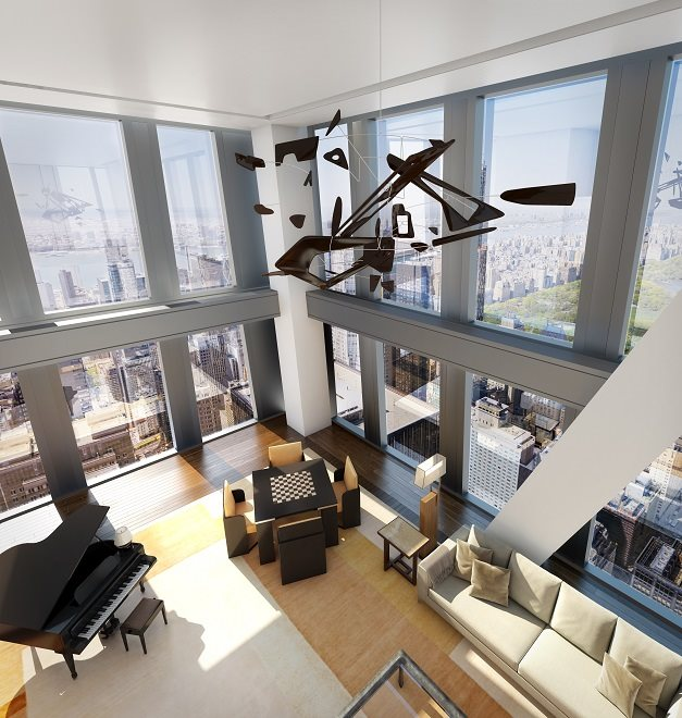 New York City Real Estate | View 53 West 53rd Street, #PH76 | room 1