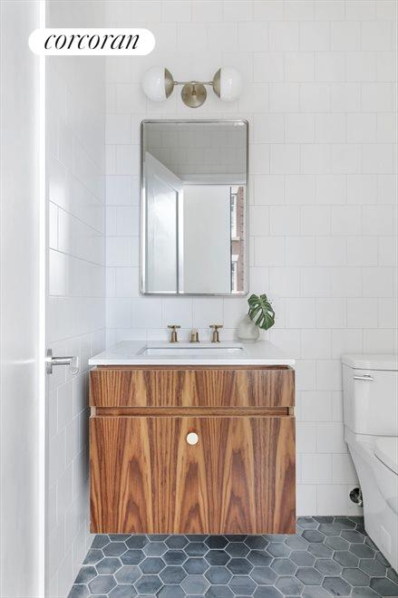 Powder Room/ Half Bathroom