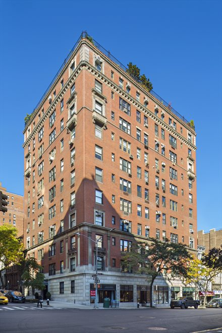 Ideal Carnegie Hill Location on Townhouse Block