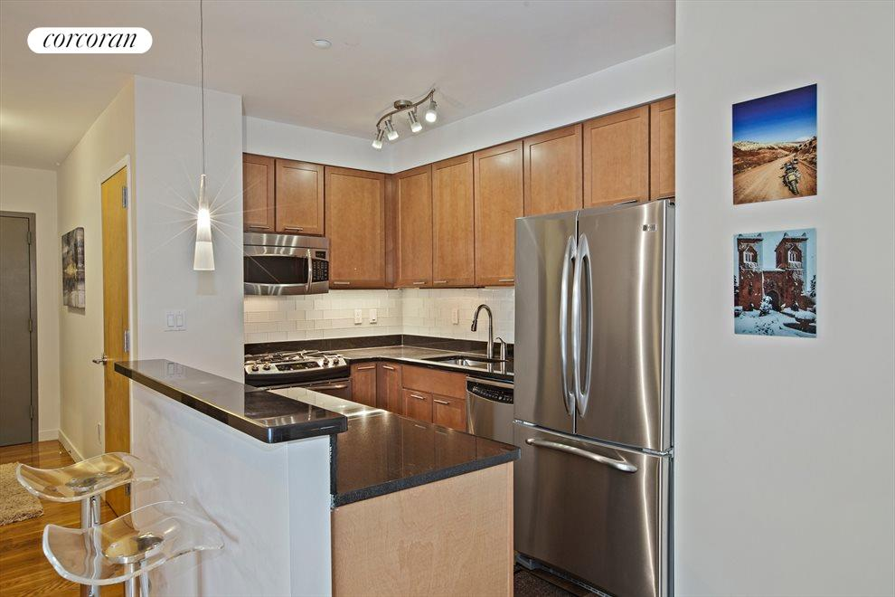 New York City Real Estate | View 14 Hope Street, #PHB | Kitchen
