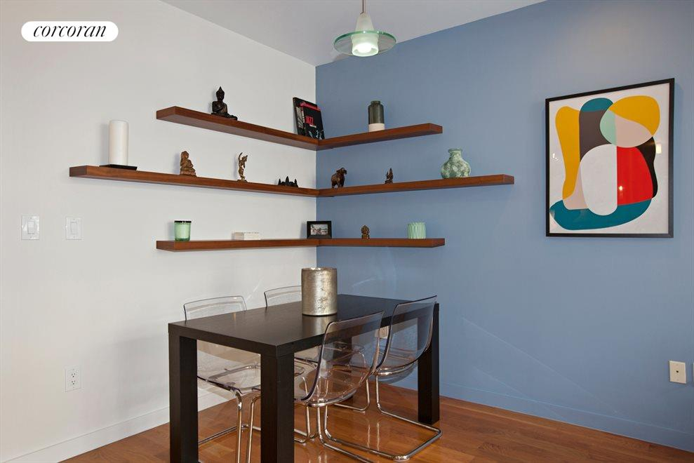New York City Real Estate | View 14 Hope Street, #PHB | Dining Room