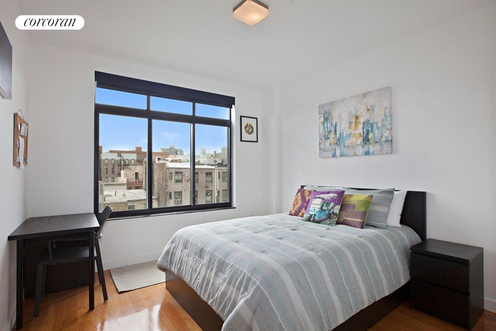 New York City Real Estate | View 14 Hope Street, #PHB | Bedroom