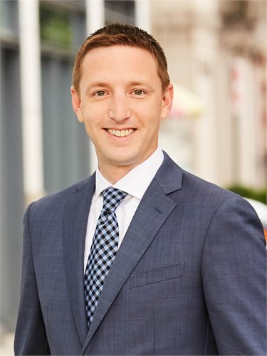 Jason Miller, a top realtor in New York City for Corcoran, a real estate firm in East Side.