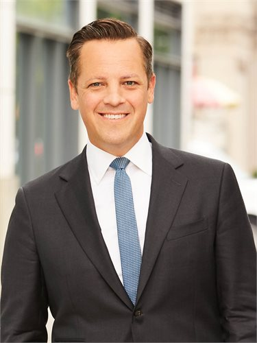 Jonathan Schulz, a top realtor in New York City for Corcoran, a real estate firm in East Side.