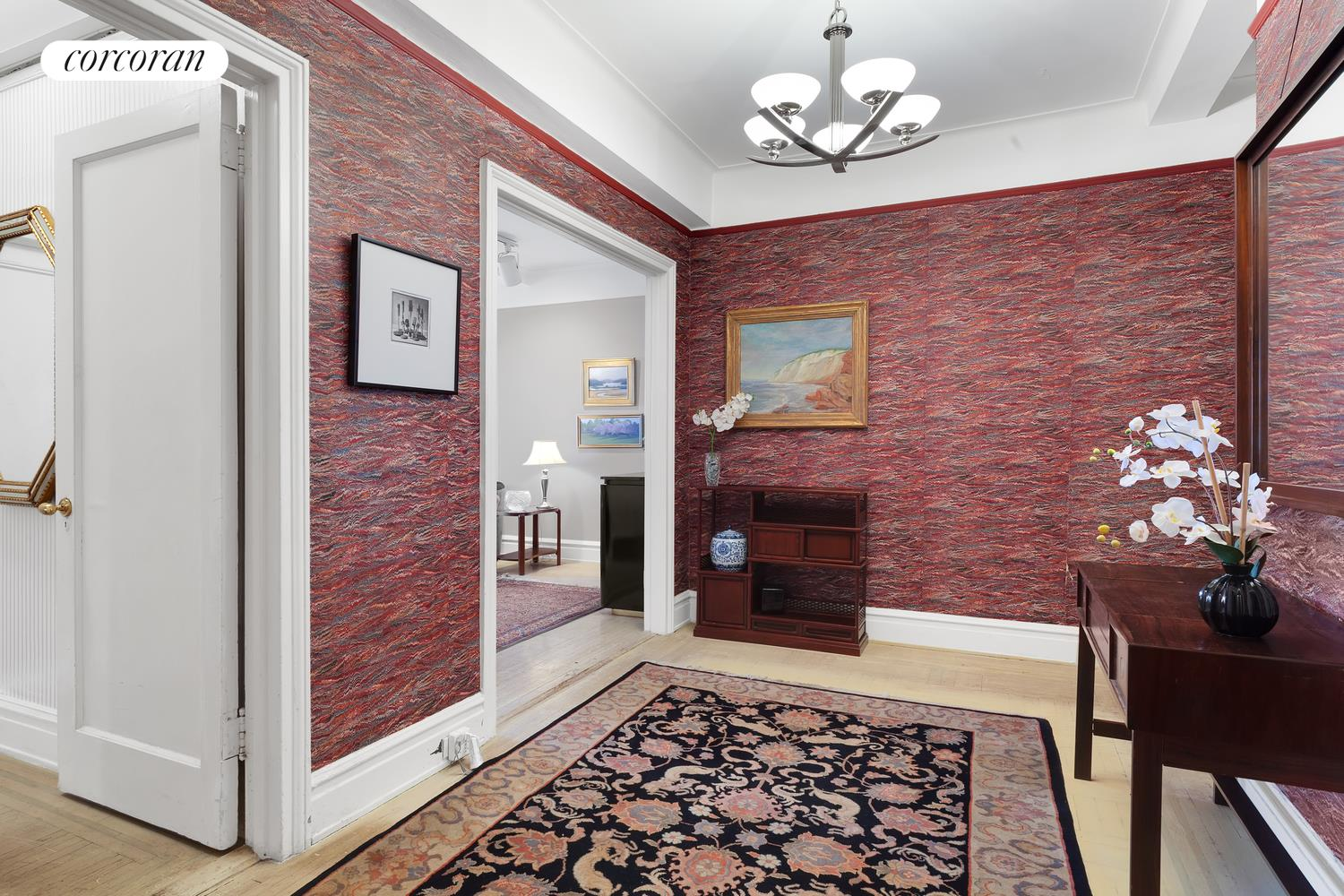322 West 72nd Street, 11B, Living Room