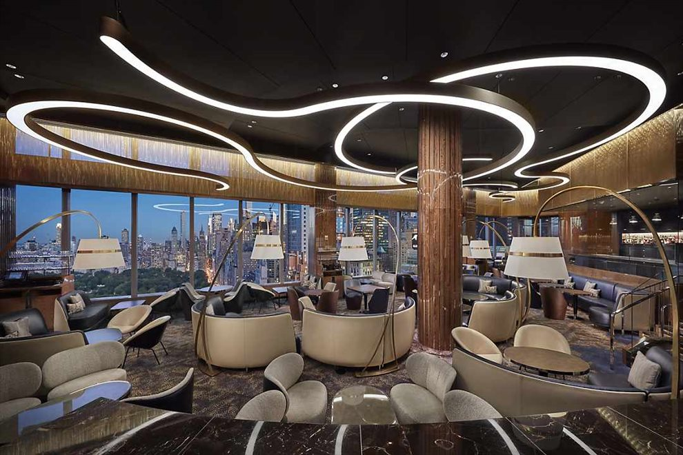 Mandarin Oriental Lounge