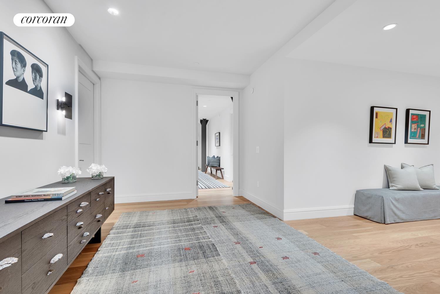71 Laight Street, 3C, Living Room