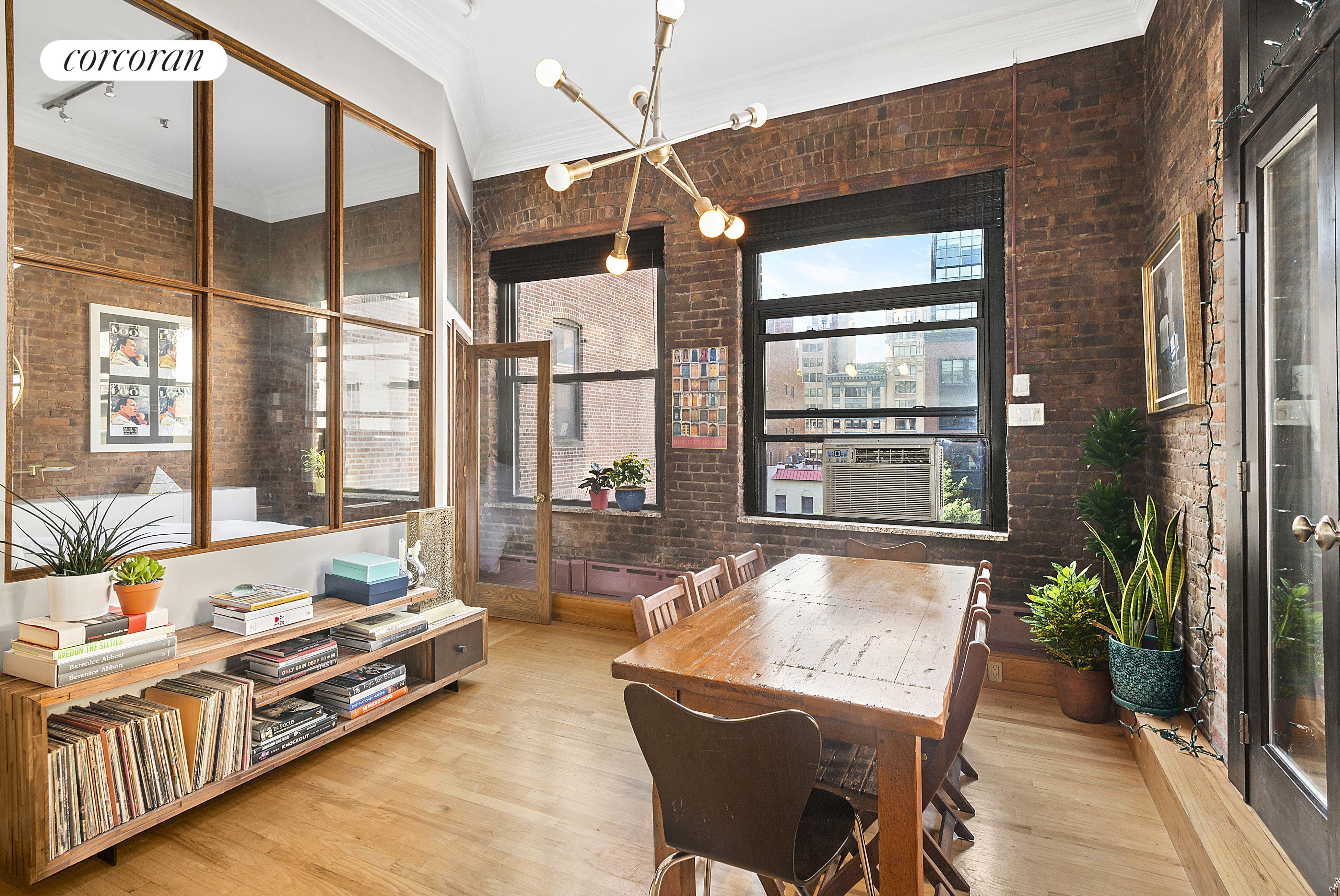 12 East 14th Street, PH 5A, Dining Room