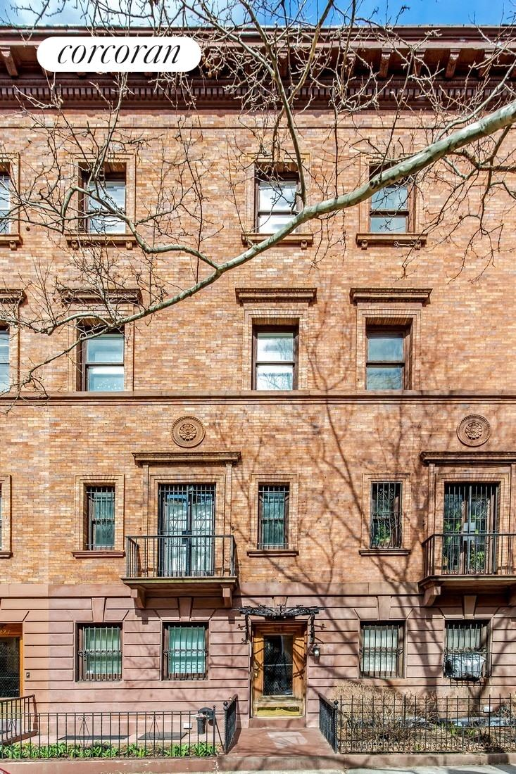 225 West 139th Street, 1, Building Exterior