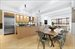 111 Barrow Street, 5D, Open Kitchen and Dining Space