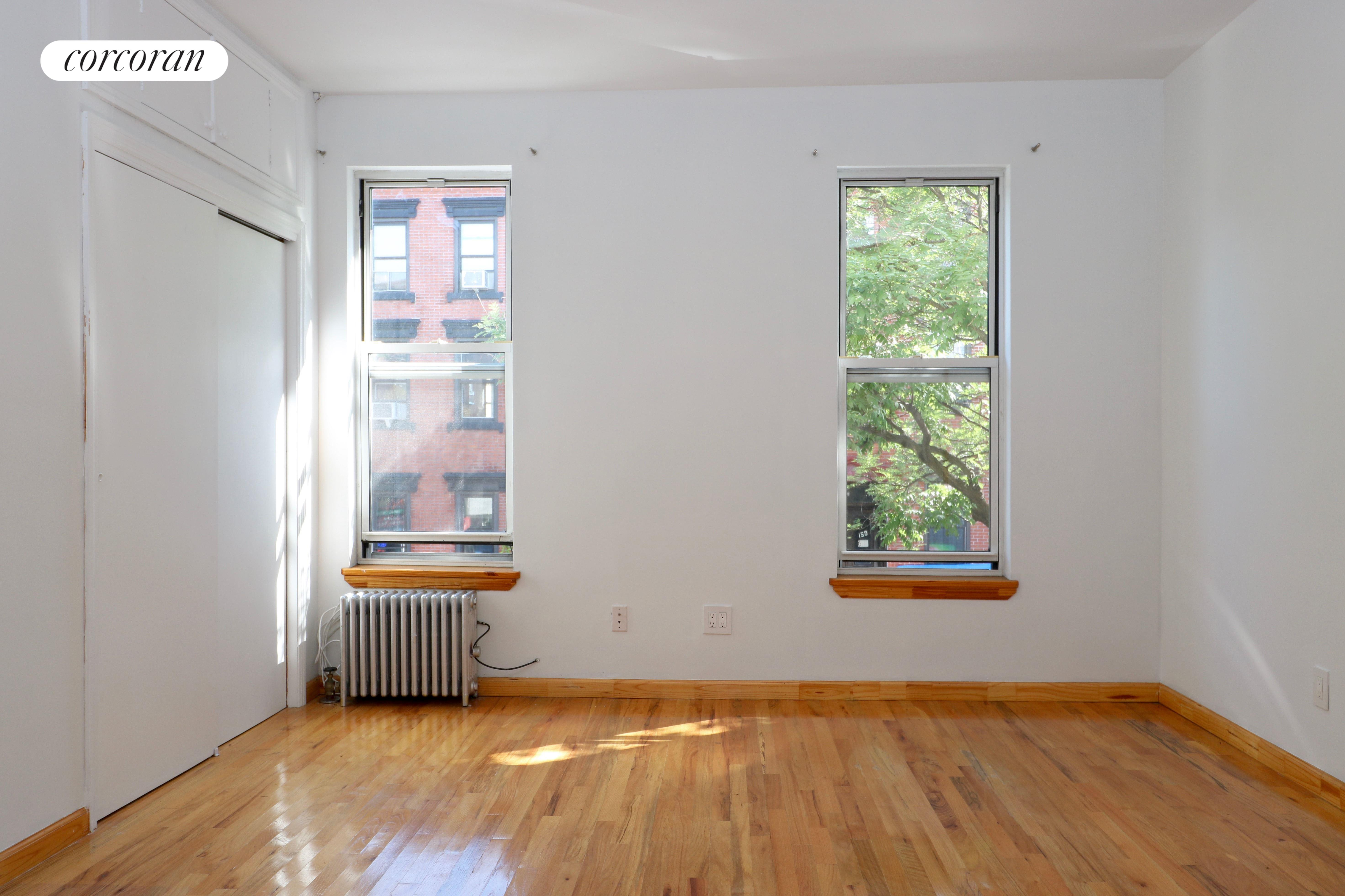 158 Bedford Avenue, 2R, Bedroom