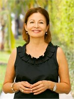 Anna Abbott, a top real estate agent in South Florida for Corcoran, a real estate company in Palm Beach.