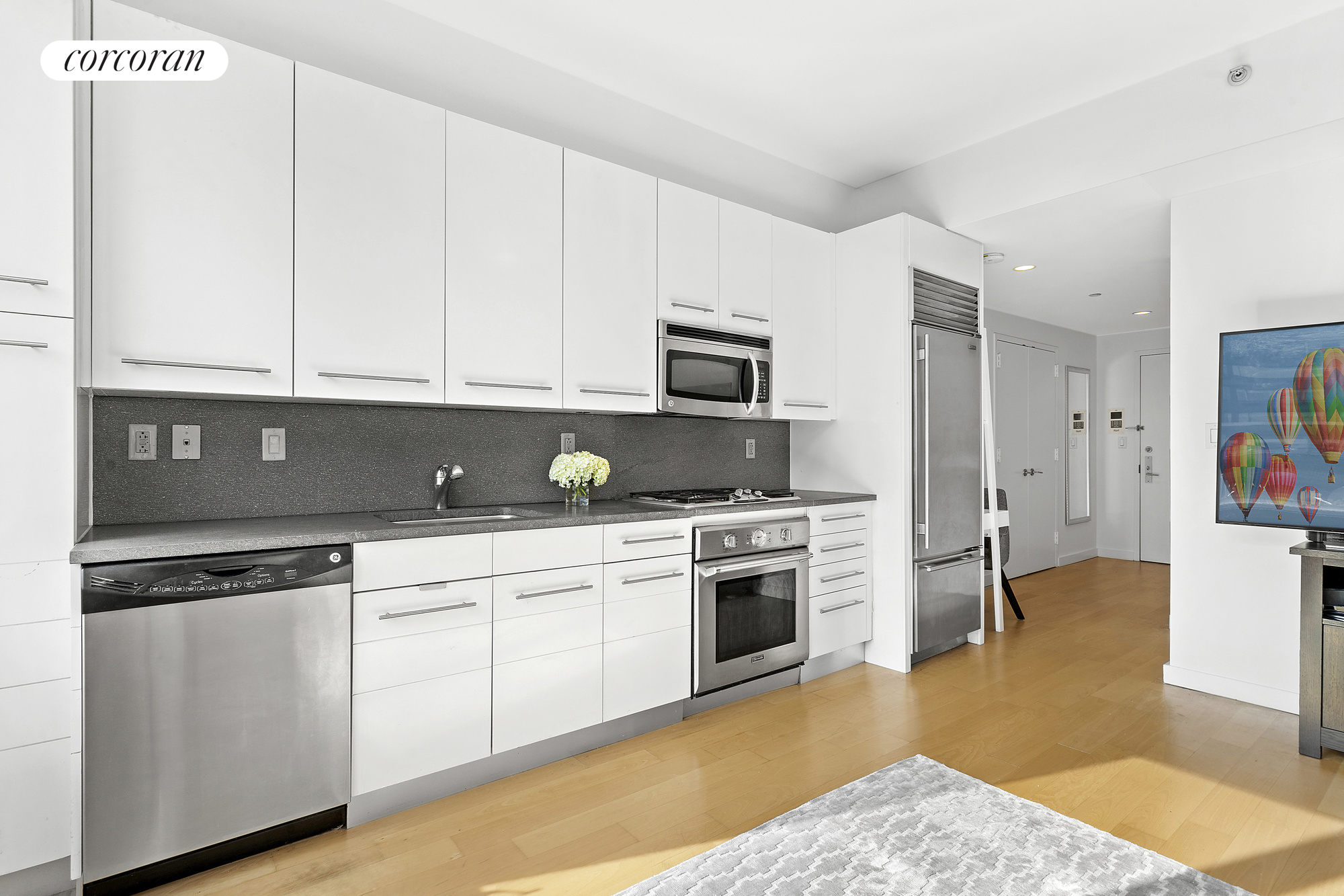 517 West 46th Street, 705, Kitchen