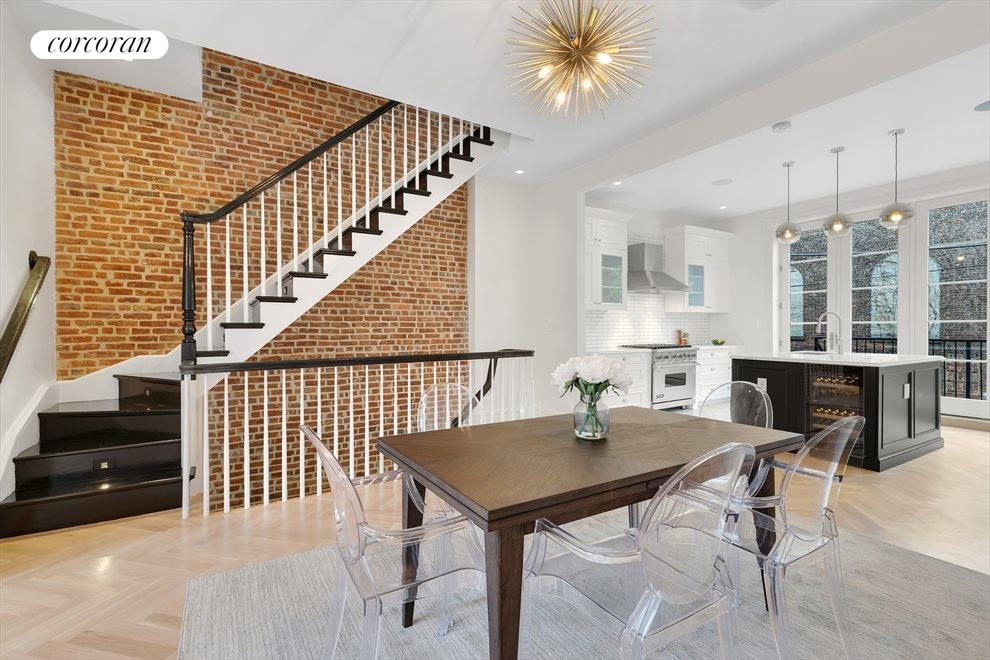 New York City Real Estate | View 226A Vernon Avenue | 4 Beds, 4 Baths