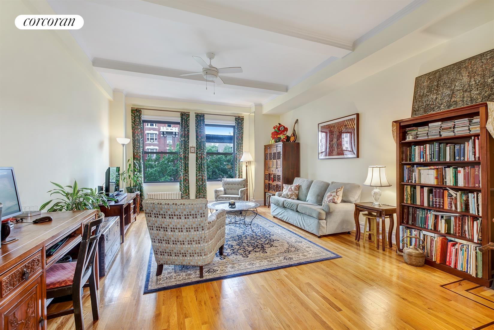 215 West 90th Street, 5A, Living Room
