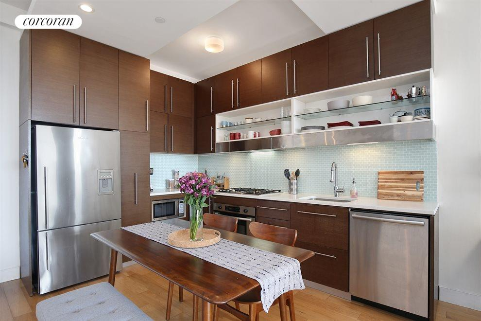 New York City Real Estate | View 96 Rockwell Place, #9A | Kitchen