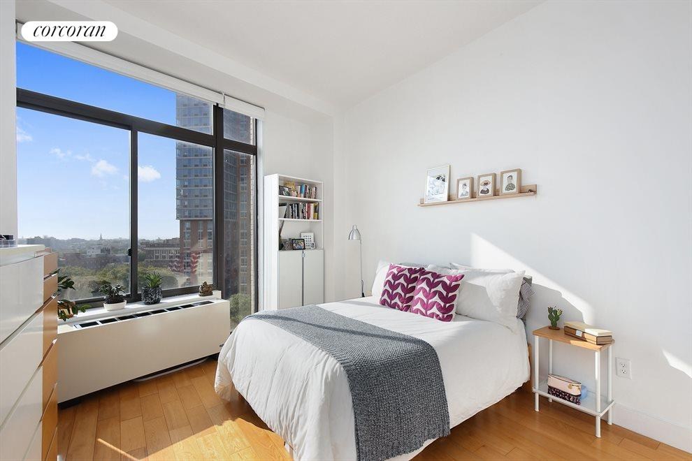 New York City Real Estate | View 96 Rockwell Place, #9A | Bedroom