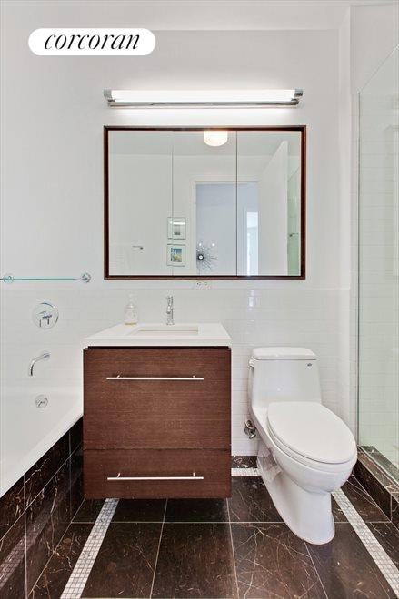 New York City Real Estate | View 96 Rockwell Place, #9A | Bathroom