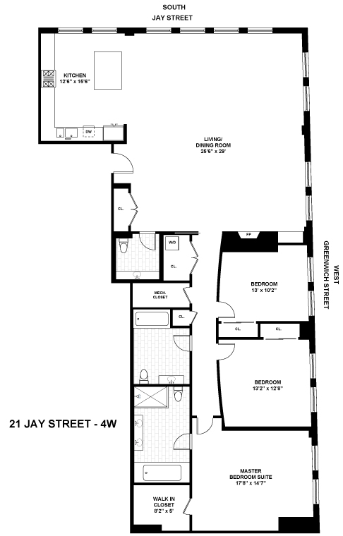 21 JAY ST, 4W, Other Listing Photo