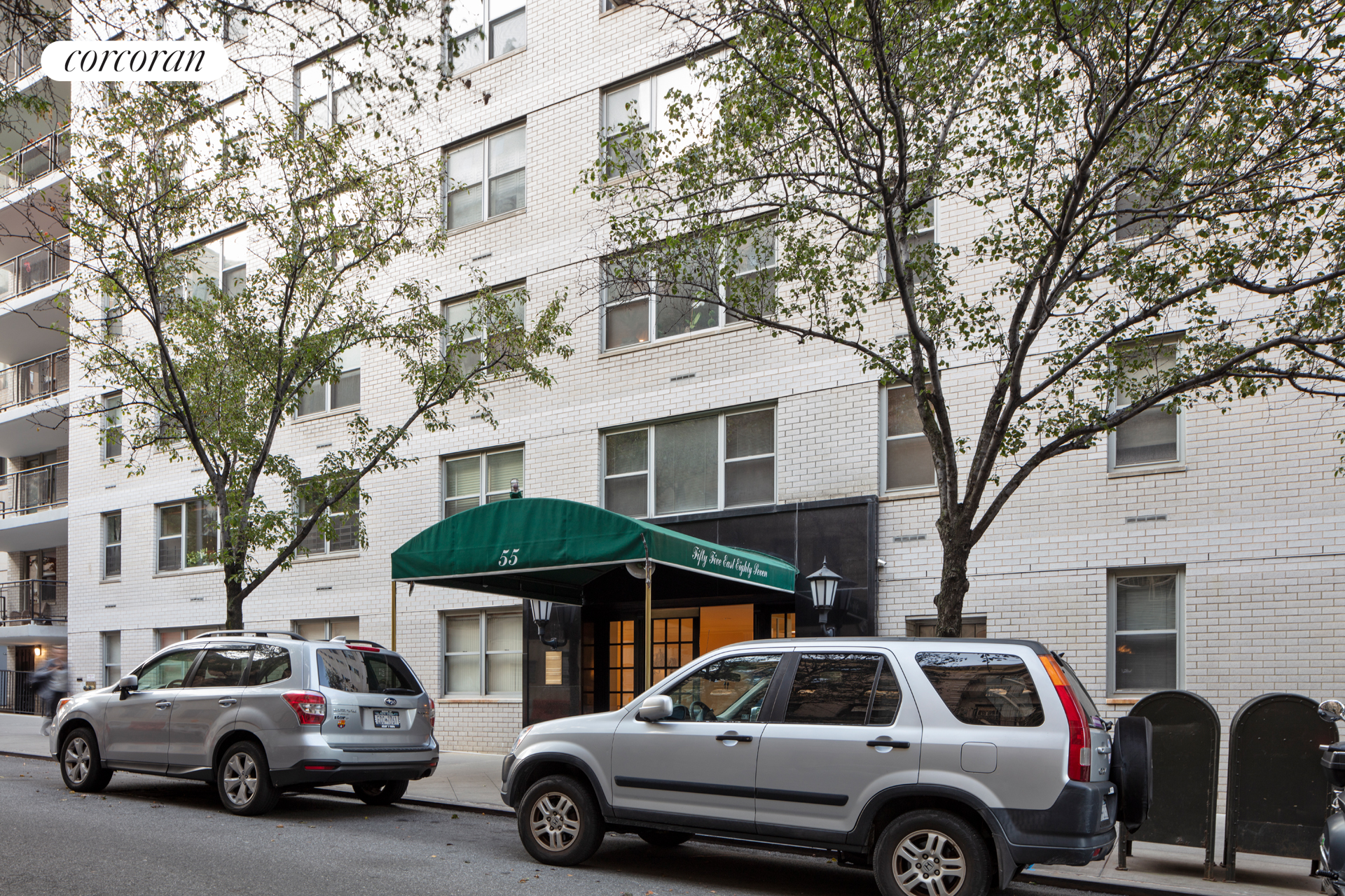 55 East 87th Street, 1AK, Building Exterior