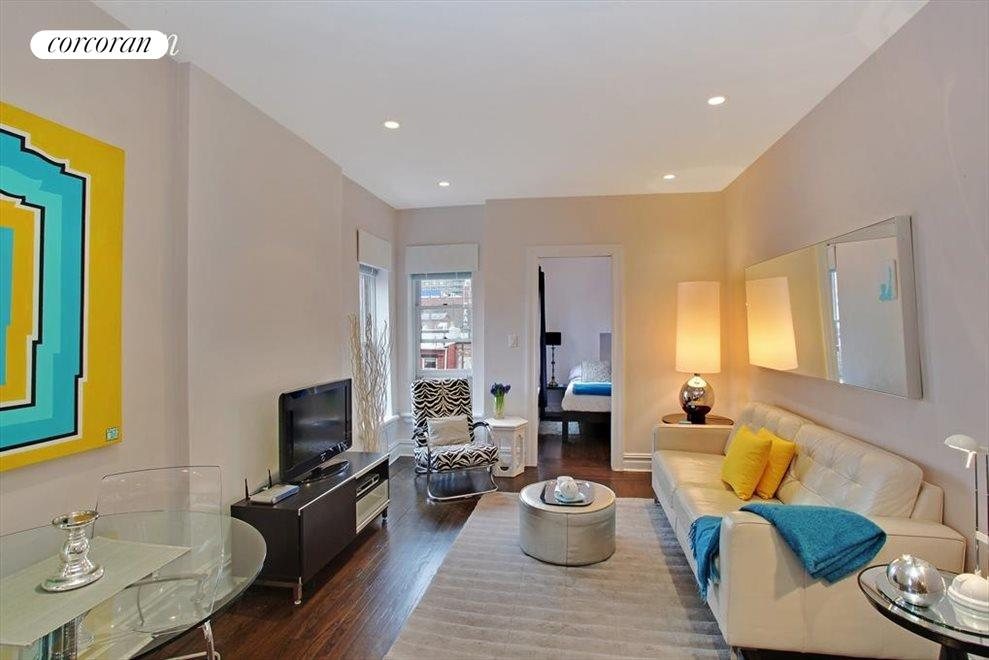 New York City Real Estate | View 29 Willow Street, #4L | 2 Beds, 2 Baths