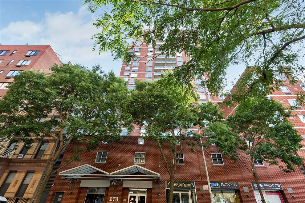 New York City Real Estate | View 270 West 17th Street, #19C | Condo entrance on W 17th Street
