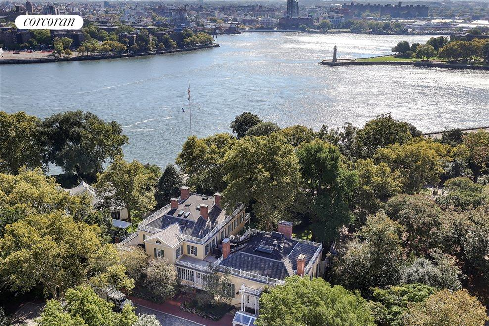 New York City Real Estate | View 180 East End Avenue, #PHG | Carl Schurz park and river views