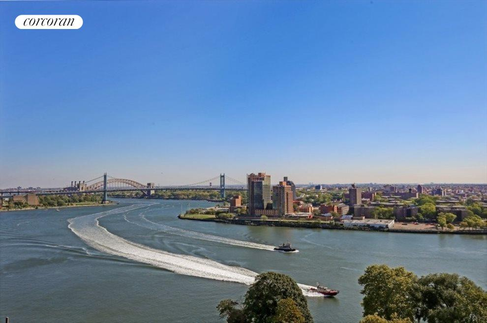 New York City Real Estate | View 180 East End Avenue, #21E | 3 Beds, 2.5 Baths
