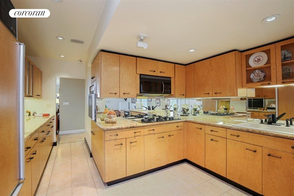 New York City Real Estate | View 180 East End Avenue, #21E | Eat-in Kitchen