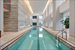 432 Park Avenue, 80A, 432's Indoor Lap pool