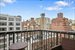 171 East 84th Street, 11H, Open views from large balcony