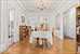 409 EDGECOMBE AVE, 4C, Dining Room