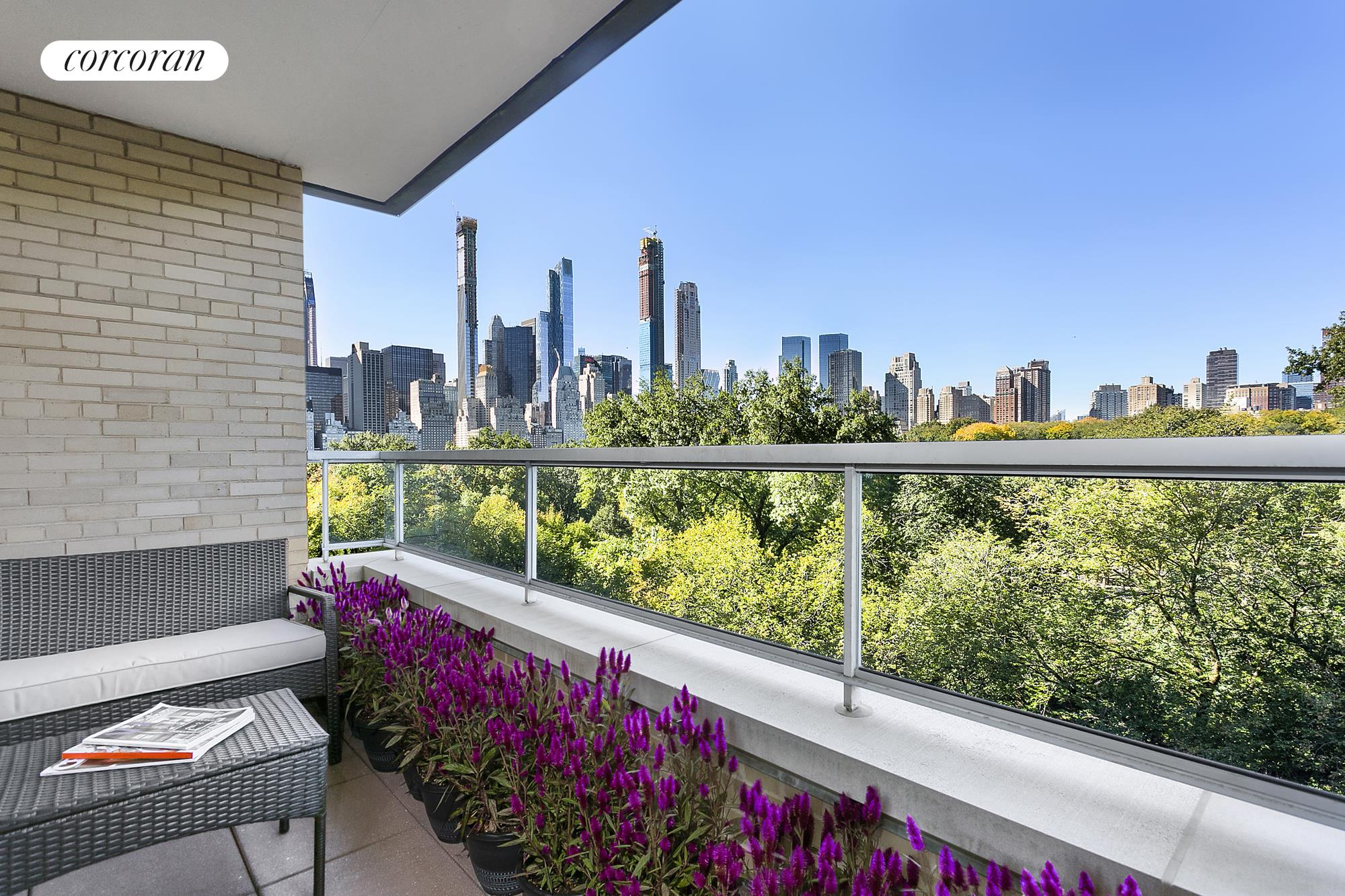 860 Fifth Avenue, 8C, Outdoor Space