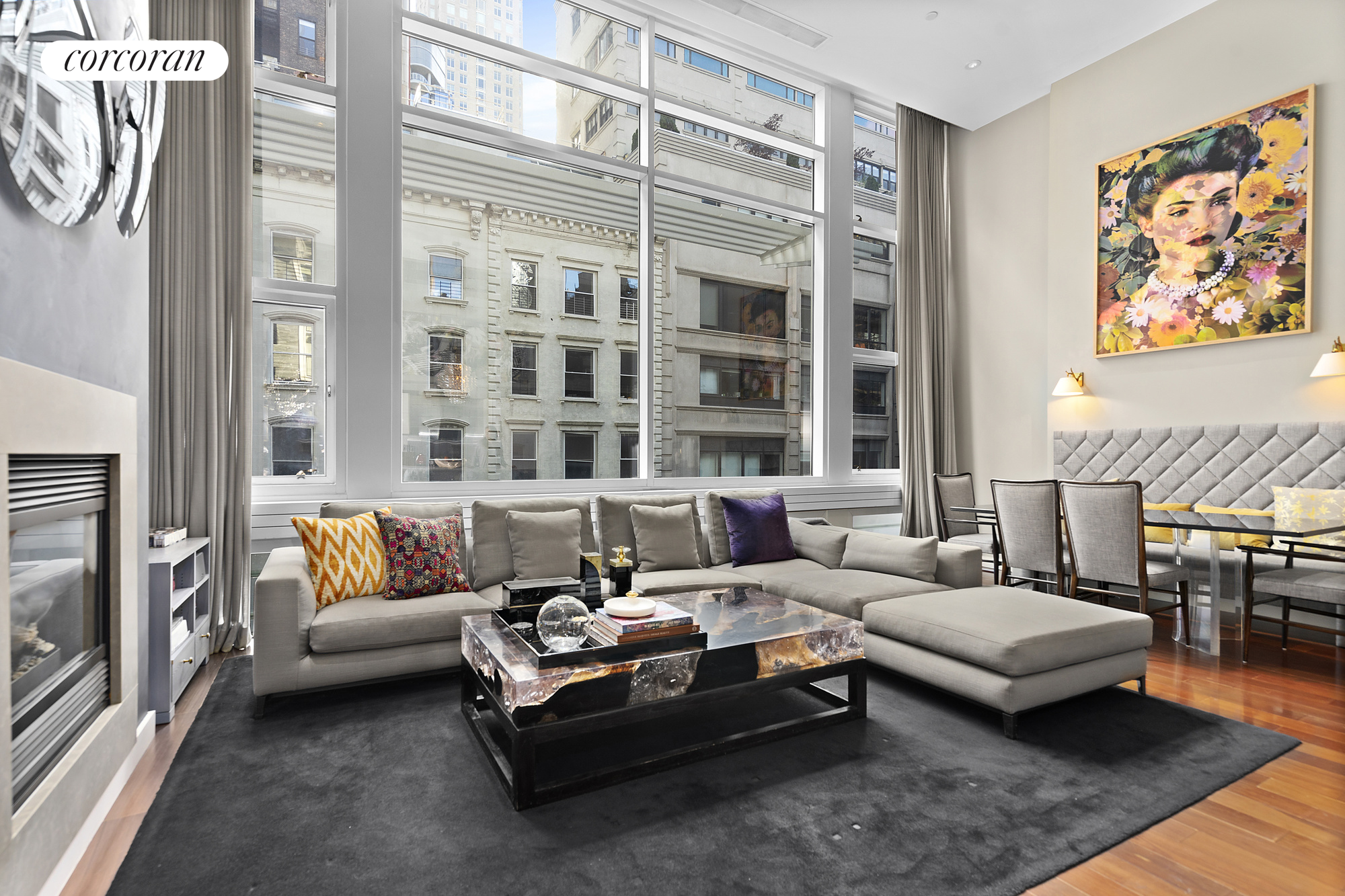 Corcoran 16 Warren St Apt 4 Tribeca Real Estate Manhattan For
