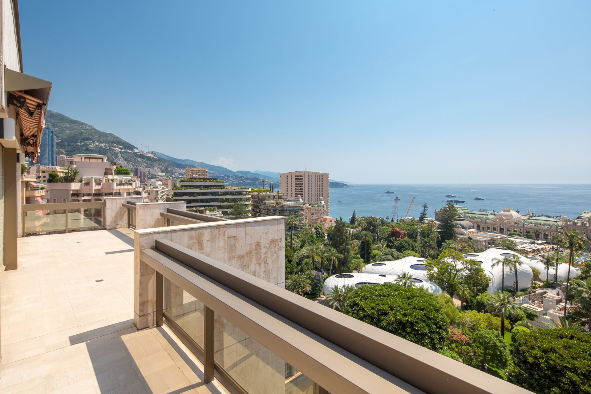 Monaco, Select a Category