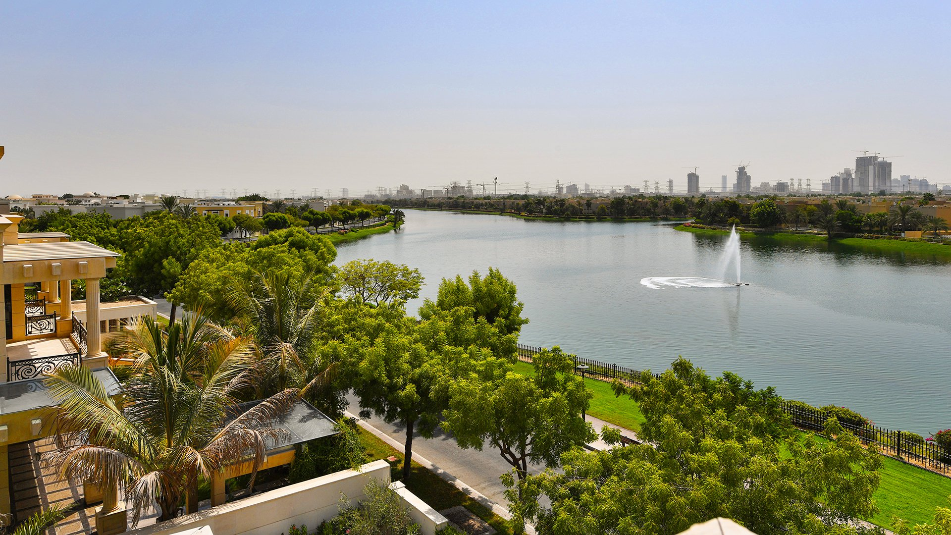 Emirates Hills, Select a Category
