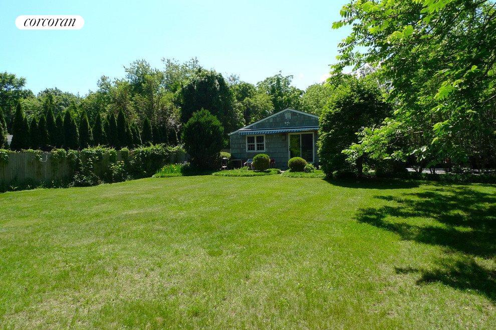Open Lawn Area