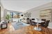 345 East 69th Street, 8G, 20'0 long living/dining room