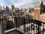 80 Central Park West, 15G, Balcony and view
