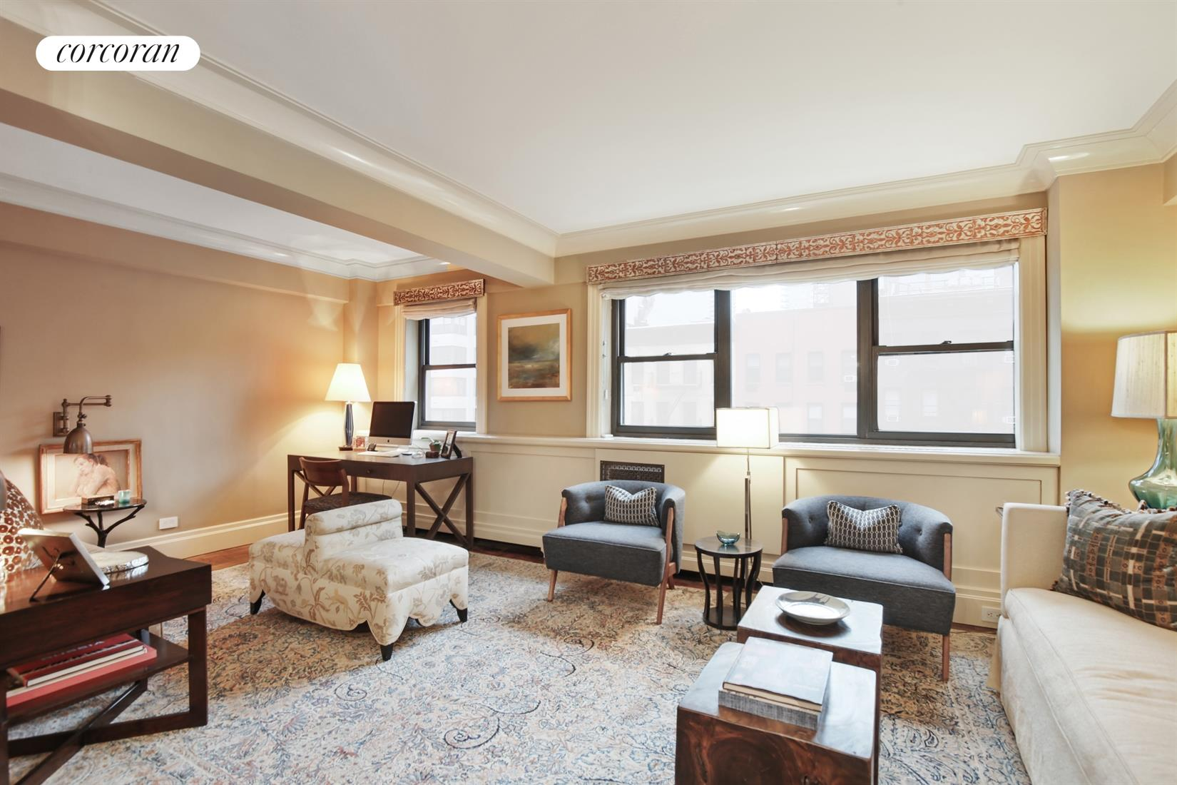 181 East 73rd Street, 5C, Beautiful Living Room/Dining room