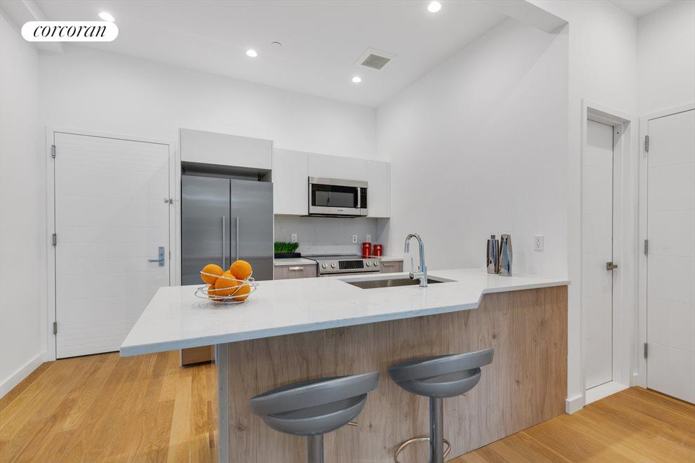 New York City Real Estate | View 511 Herkimer Street, #2B | 1 Bed, 1 Bath