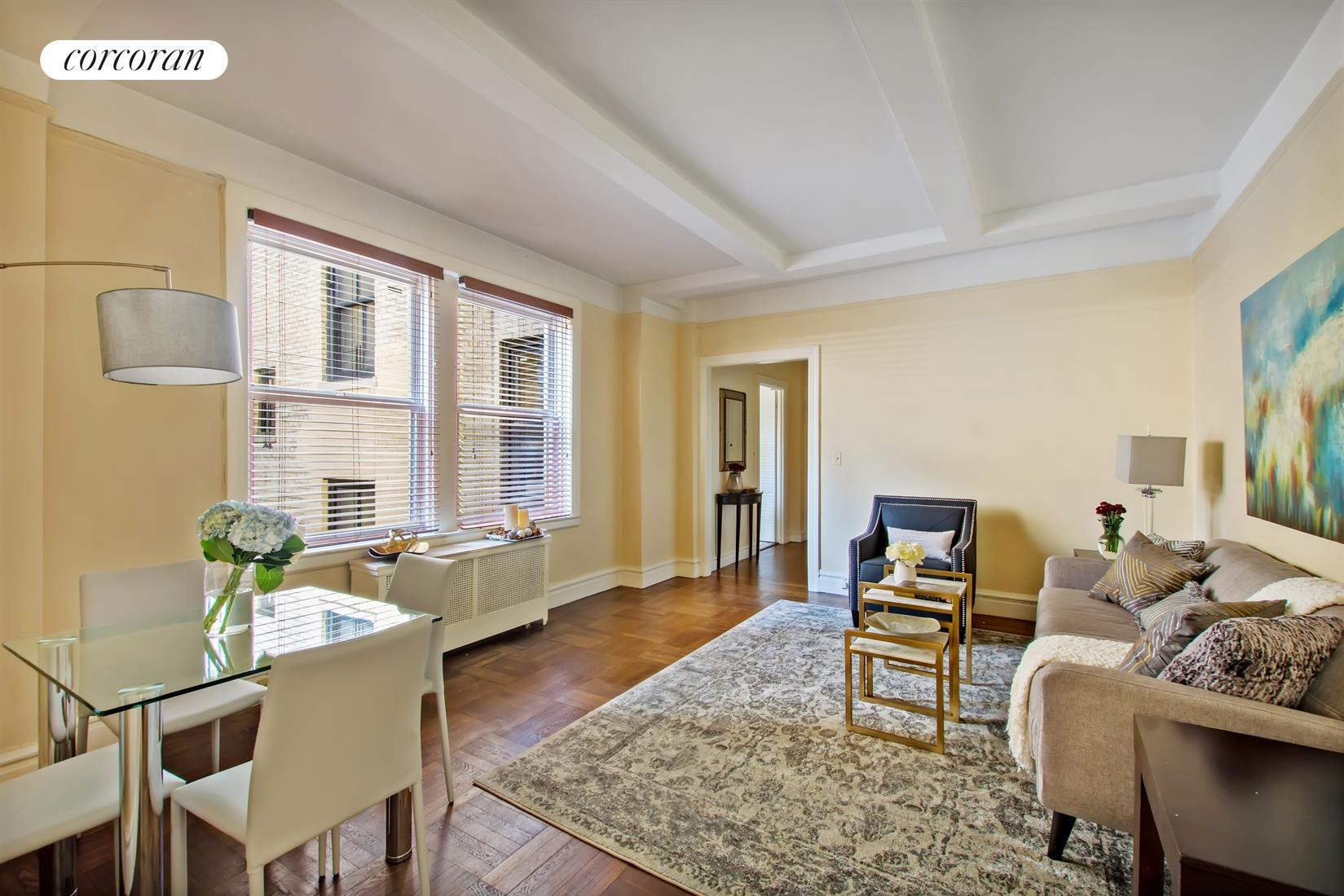 115 East 90th Street, 6C, Foyer