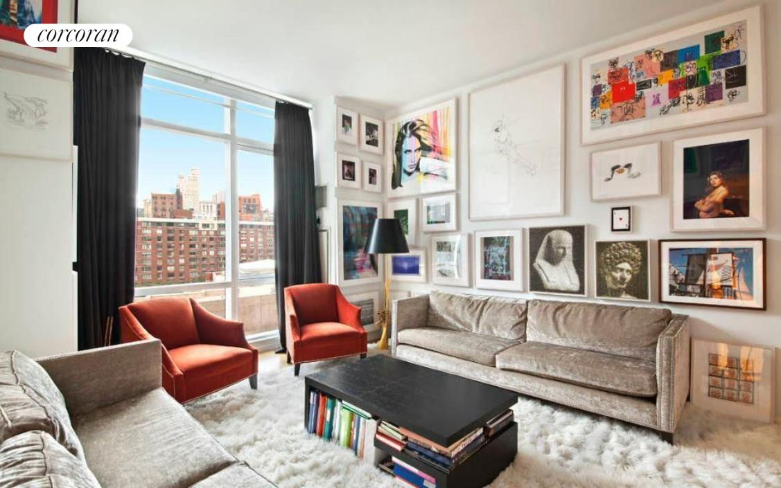 200 CHAMBERS ST, 6F, Living Room