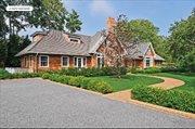 Georgica Road East Hampton Carriage House For Rent, East Hampton