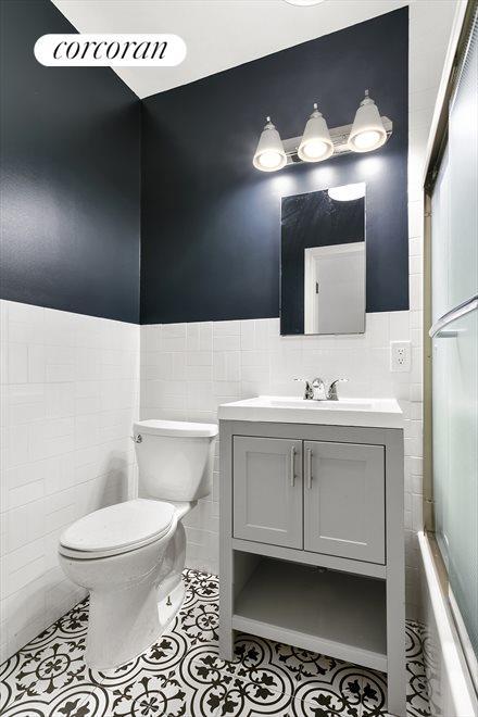 Sweet & Chic Bathroom