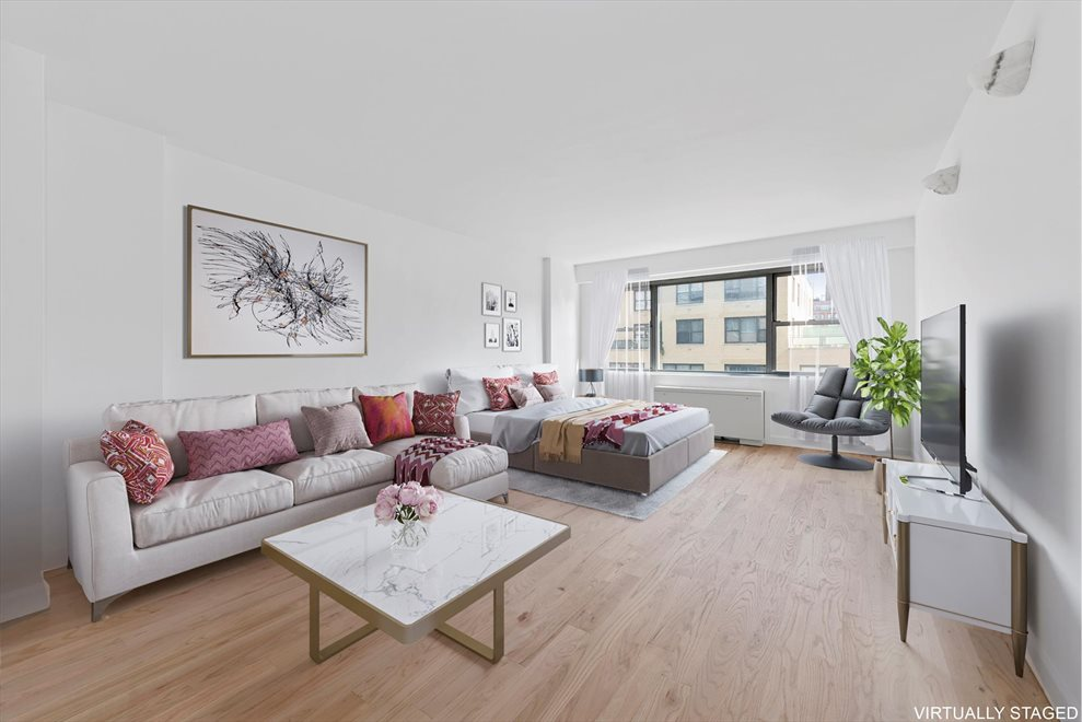 New York City Real Estate | View East 49th Street | 1 Bath