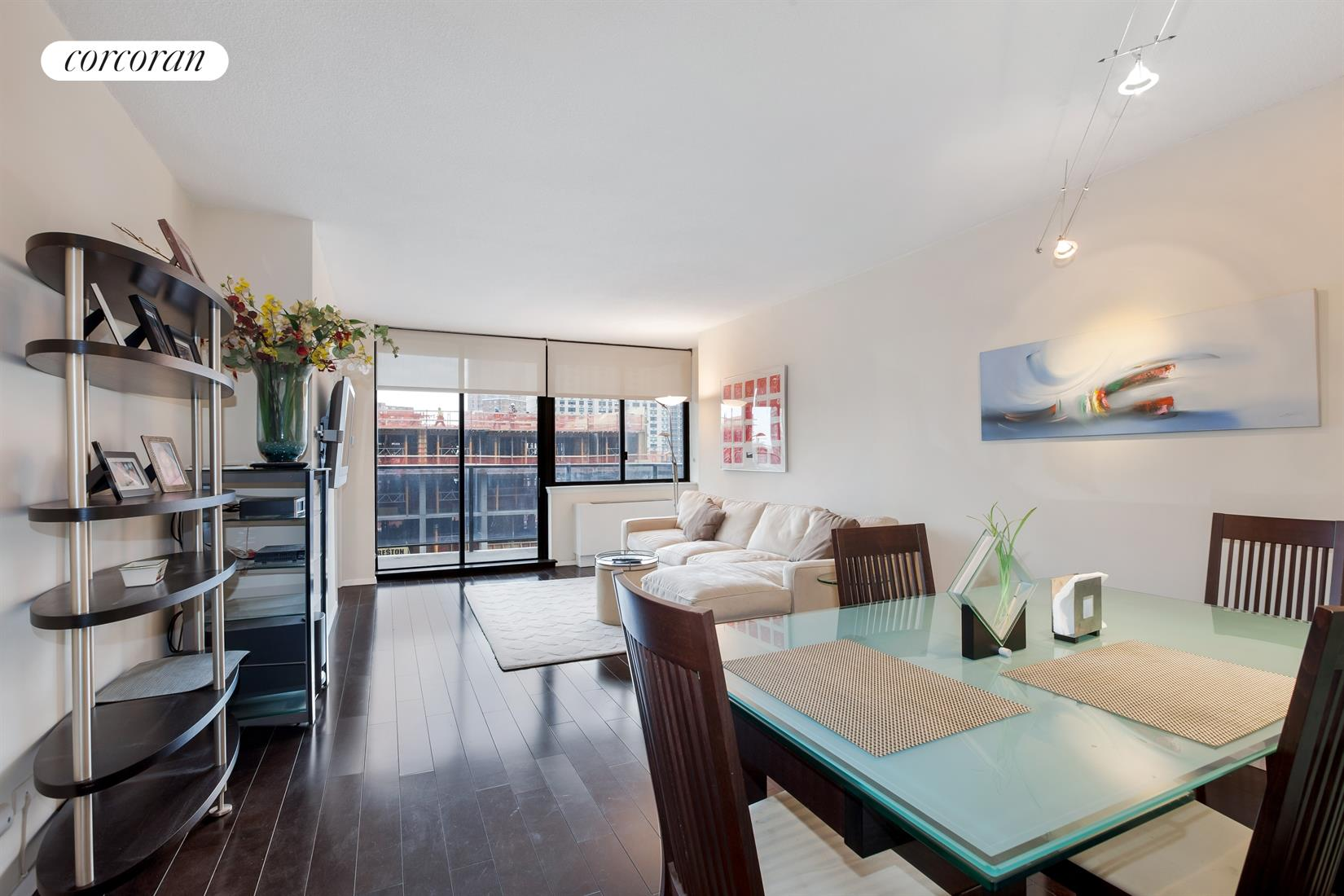 245 East 93rd Street, 14A, Living Room