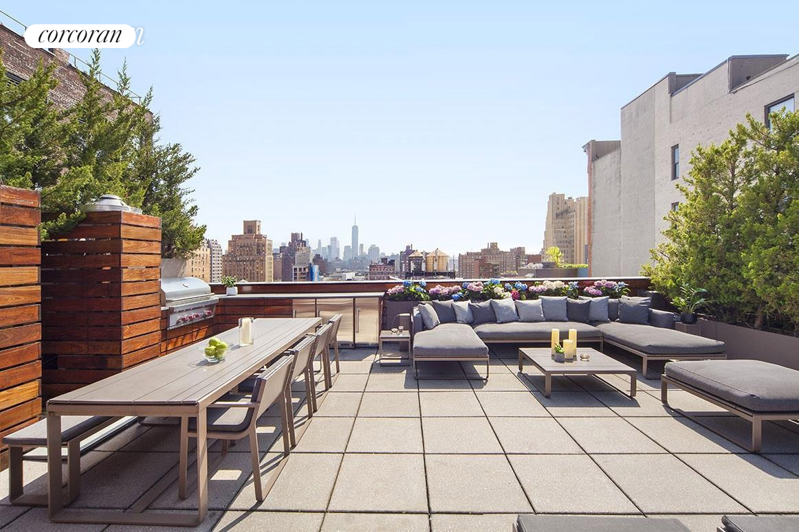 224 West 18th Street, PHB, Outdoor Space