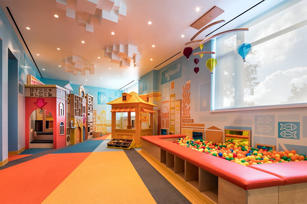 Playroom by Roto Studio
